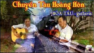 Chuyến Tàu Hoàng Hôn ( TG Minh Kỳ & Hoài Linh ) hòa tấu guitar : Lâm_Thông