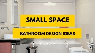 90+ Best Small Space Bathroom Ideas for Tiny House