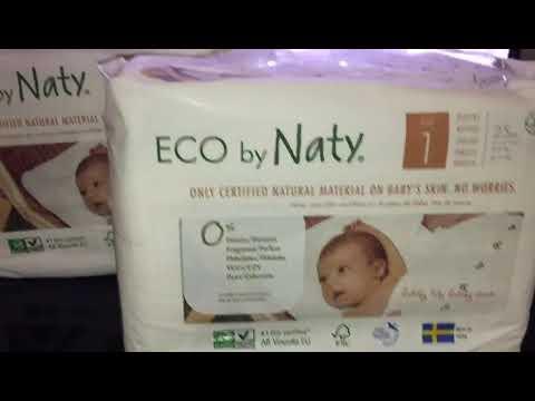 3 Windeln 4-9 kg 30 Stk 4x Naty by Nature Babycare Gr