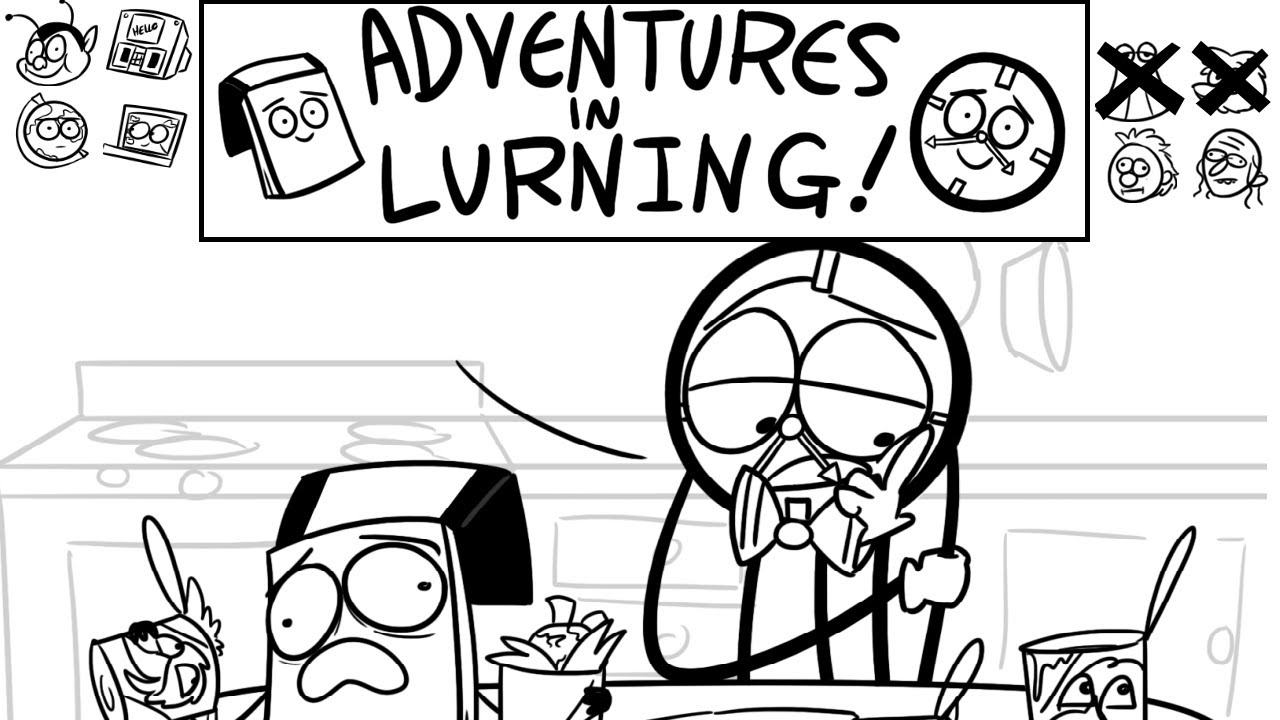 Download Sketchbook and Tony Adventures - Episode 13: Nothing Will Ever Be Right Again...