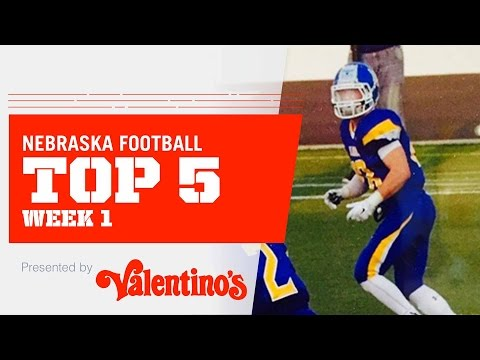 Nebraska Top 5 - Week 1