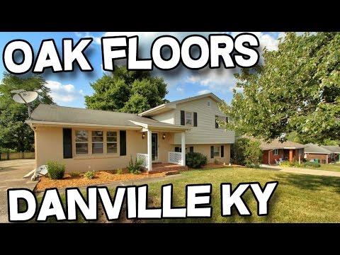 Danville kentucky homes for sale 4br fp oak floors for Kentucky home builders