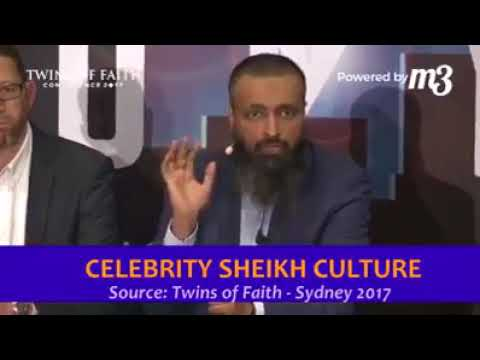 Celebrity Sheikh Culture -- Sheikh Tawfique Chowdhury