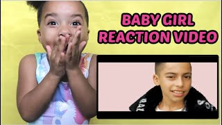 REACTION TO  Ferran - Baby Girl (Official Music Video) | The Royalty Family