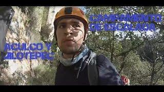 Escalada || Aculco y Jilotepec (Montañismo UNAM)