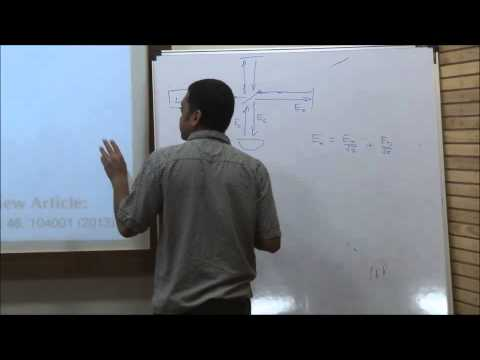 Rana Adhikari Shot noise and Radiation Pressure noise (Vacuum fluctuations / quantum noise propaga