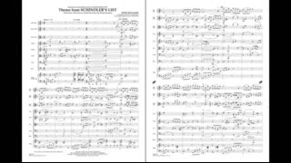Theme from Schindler's List by John Williams/arr. Longfield and Barlowe