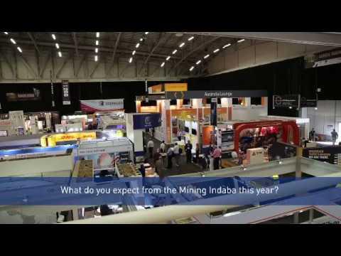 Mining Indaba 2017 - Innocent Mabusela