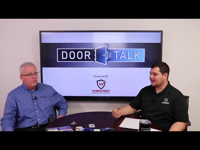DOOR TALK Episode 25: IDenticard Access Control Part 2 with Dave Schafer