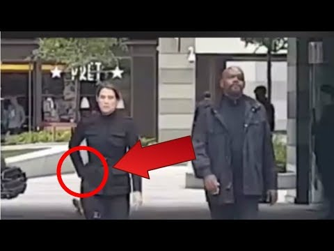 LEAKED Spider-Man Far From Home Set Video Shows NICK FURY AND MARIA HILL ON A MISSION