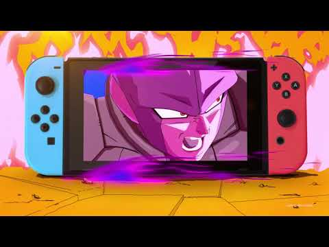 DRAGON BALL FighterZ - Nintendo Switch Announcement Trailer | Switch
