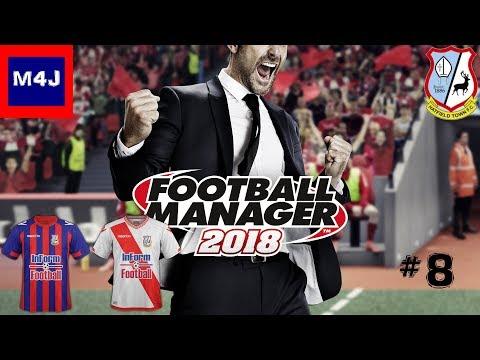 Football Manager 2018 | Nostalgic Hatfield | #8