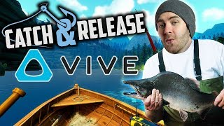 VR Fishing! (Catch & Release)