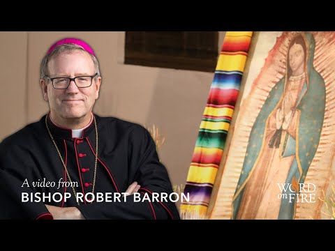 Bishop Barron's Homily for the Feast of Our Lady of Guadalupe