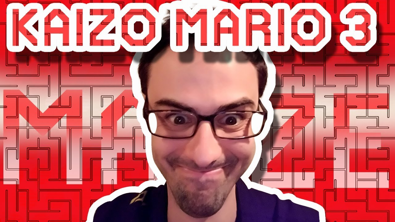 Lost Forever In The Kaizo Labyrinth (It's A-Maze-Ing!~!~!~!) | Kaizo Mario World 3 [Part 8]