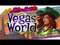 Vegas World - Texas Roses Slots