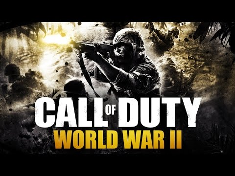 Call of Duty WW2 or World at War 2