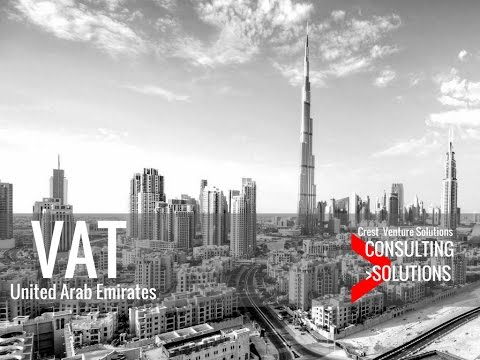 VAT Implementation UAE - Crest Venture Solutions