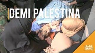 Pemuda Palestina Tewas Ditembak Tentara Israel!
