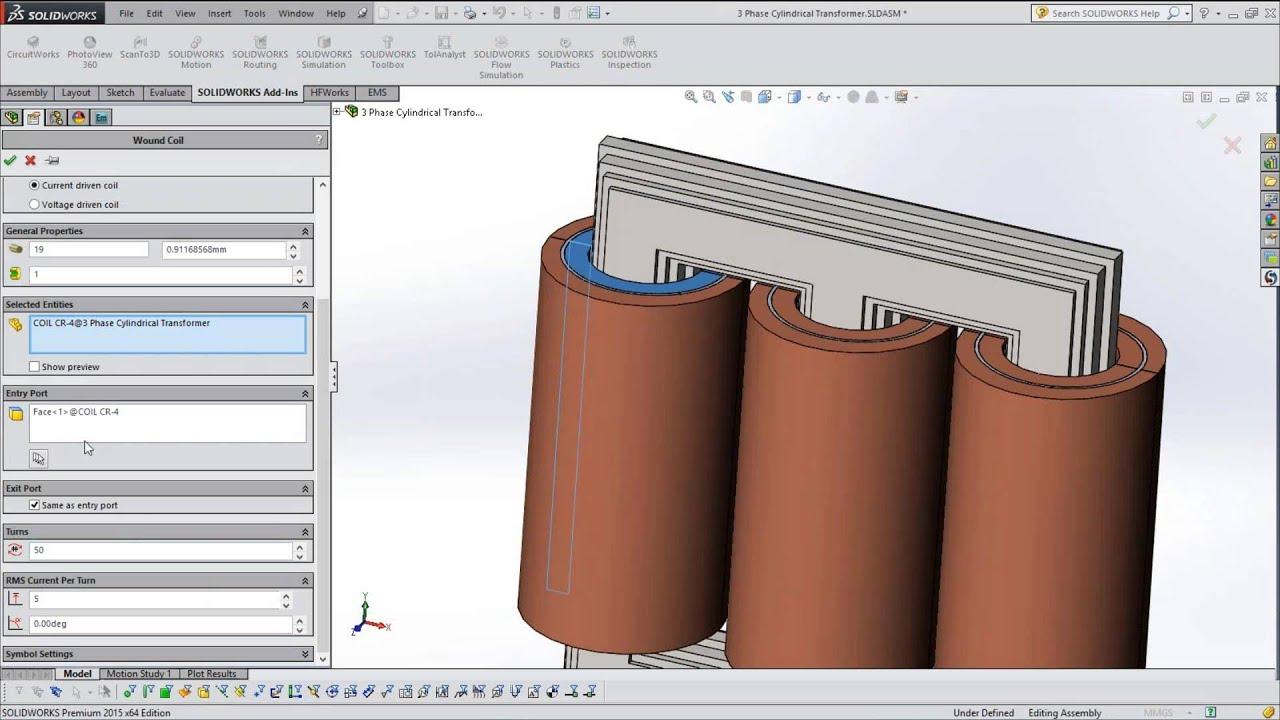 Webinar Transformer Design In Solidworks Youtube