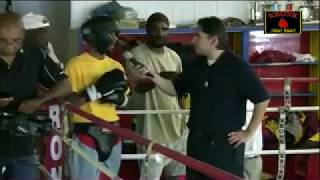 Inside the Kronk 825 Sparring Session