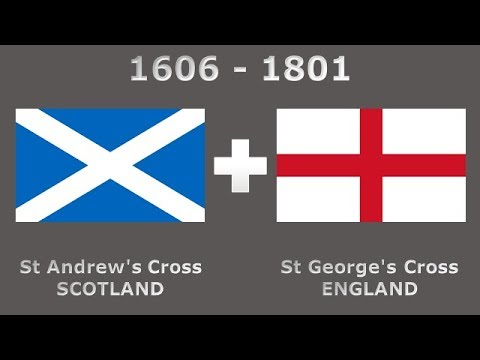History of the British flag