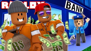 OUR ONLY GOAL IS TO STEAL $1,000,000 IN ROBLOX JAILBREAK!! (Roblox Livestream)