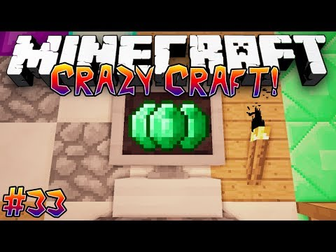 """THE MINERBAY!"" - CRAZY CRAFT (MINECRAFT MODDED SURVIVAL) - #33"