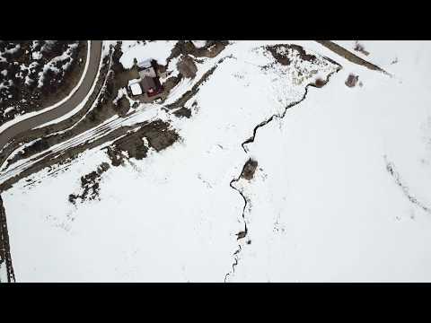 High Aspen Ranch - Colorado - 4K Bird's-Eye View - DJI Mavic Pro