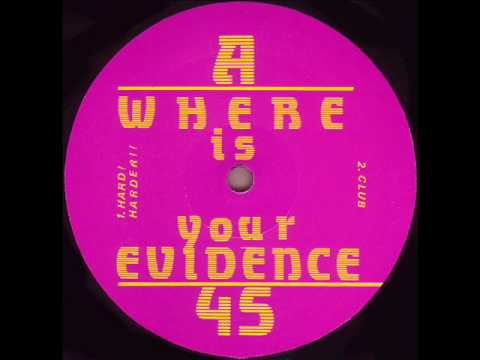 Frequency - Where Is Your Evidence (Club)