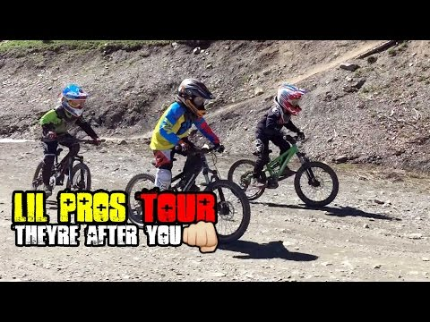 Lil Pros Kids Tour: WHISTLER MOUNTAIN - British Columbia, Canada | Downhill MTB