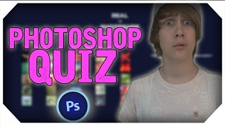 ECHT OF NEP?! - Photoshop Quiz!