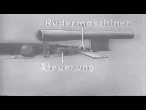 """Video Técnico do Funcionamento da V1  """"Flying Bomb"""""""