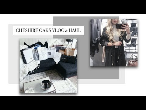 COME LUXURY SHOPPING WITH ME | Cheshire Oaks Designer Outlet Haul & Vlog | Freya Farrington