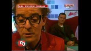 Gustavo Garzon La Pregunta Etica en Pura Quimica (19-06-2012)