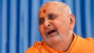 Guruhari Darshan 24 Aug 2015, Sarangpur, India