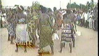 (Cote-d'ivoire) -- Youlé sabina