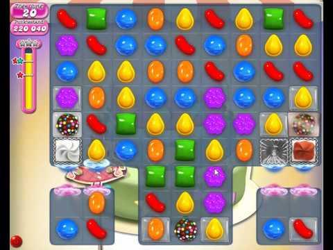 Candy Crush Saga Level 201