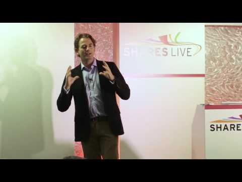 Ed Page Croft, CEO of Stockopedia at Shares Live