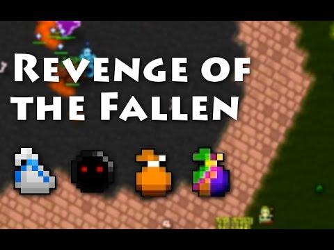 RotMG: Private Server | Revenge Of The Fallen | Custom Dungeons | Custom Items | 24/7