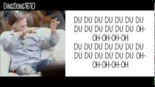 G-Dragon - Who You? Lyrics