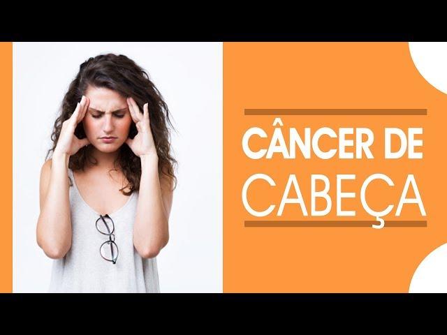 Fatores de risco para o câncer de cabeça e pescoço