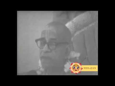 Шримад Бхагаватам 1.8.32 - Шрила Прабхупада