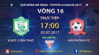 Can Tho vs Hai Phong full match