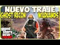 TRUCOS GTA 5 ONLINE - NUEVO TRAJE: GHOST RECON WILDLANDS - GTA 5 ONLINE GLITCH