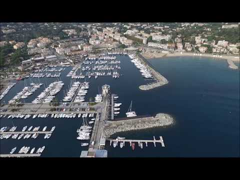 Cote d'azur (St-Tropez, Monaco, Cannes and more) DJI Phantom 3 drone