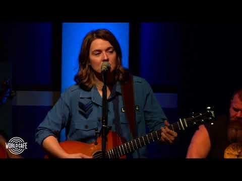"""Brandi Carlile - """"The Mother"""" (Recorded Live for World Cafe)"""