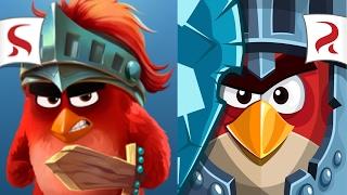 Обзор игры Angry Birds Epic (Злые Птички: Эпик) РПГ игра от Rovio
