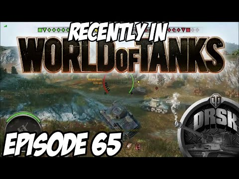 Recently in World of Tanks #65