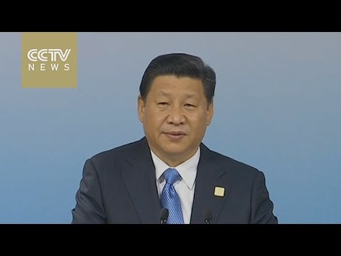 Full story:President Xi delivers keynote speech at APEC CEO Summit